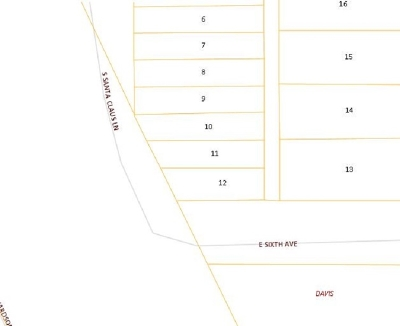 North Pole Commercial Lots & Land For Sale: 566 Santa Claus Lane