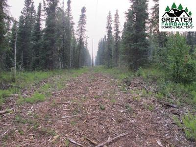 Fairbanks Residential Lots & Land For Sale: 1363 Yogi Drive
