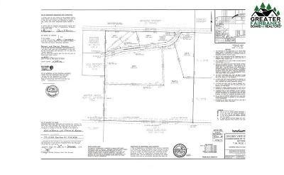 Fairbanks Residential Lots & Land For Sale: L2 Chena Valley View Lane