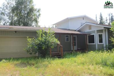 Fairbanks Single Family Home For Sale: 6971 Sweren Loop