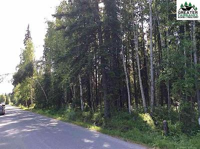 Fairbanks Residential Lots & Land For Sale: 3475 Sandvik Street