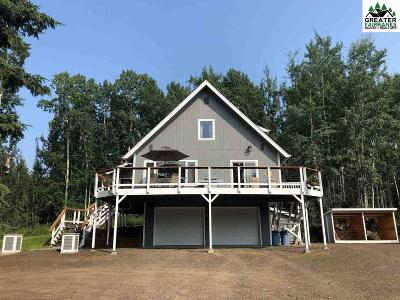 Fairbanks Single Family Home For Sale: 170 Gruening Way