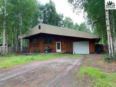 North Pole, Fairbanks, Ester, Salcha Rental For Rent: 2431 Schutzen Street