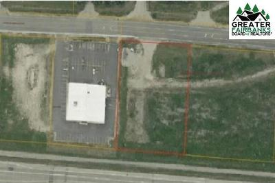 Fairbanks Commercial Lots & Land For Sale: 523 Harold Bentley Ave