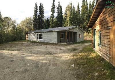 Fairbanks Single Family Home For Sale: 2870 Alderberry Trail