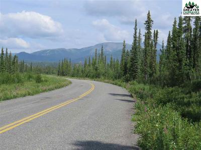 Residential Lots & Land For Sale: 3 Mile Nabesna Road