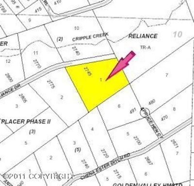 Residential Lots & Land For Sale: 2745 Reliance Drive