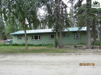 Delta Junction Single Family Home For Sale: 3270 Spengler Road