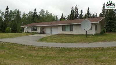 North Pole, Fairbanks, Ester, Salcha Rental For Rent: 621 Fideler Road