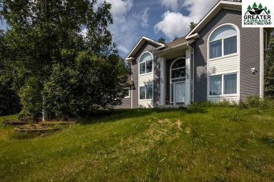Fairbanks Single Family Home For Sale: 1055 Ellesmere Drive