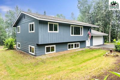 Fairbanks Single Family Home For Sale: 473 Marshall Drive
