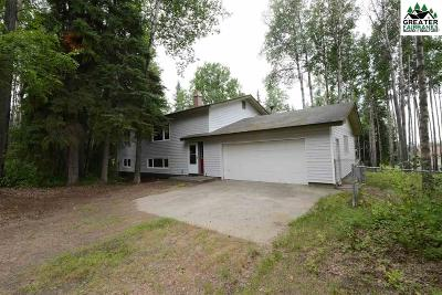 North Pole Single Family Home For Sale: 1371 Valley