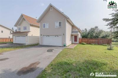 Fairbanks AK Single Family Home For Sale: $292,500