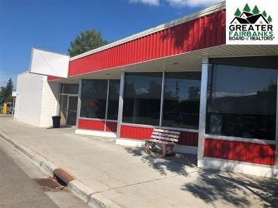 Fairbanks Commercial For Sale: 714 3rd Avenue
