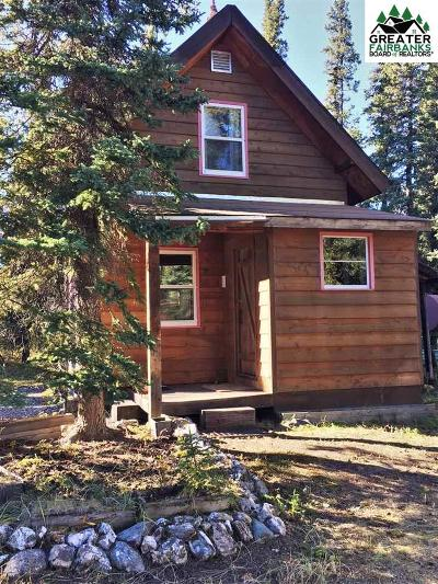 Denali Borough Single Family Home For Sale: Mile 261 Parks Highway