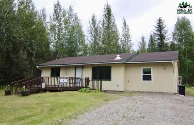 North Pole Single Family Home For Sale: 3557 Redstone Road