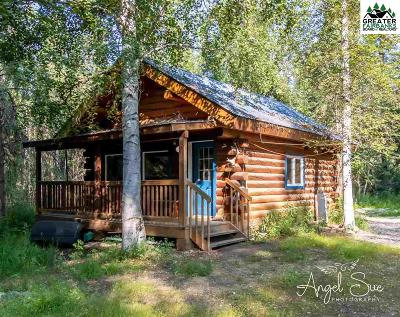 Fairbanks Single Family Home For Sale: 867 Constitution Drive