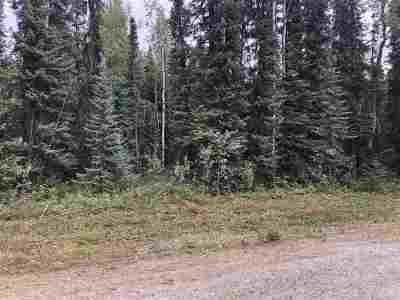 North Pole Residential Lots & Land For Sale: Nhn Anaconda Court