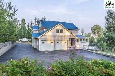Fairbanks AK Single Family Home For Sale: $529,000