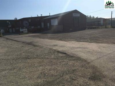 Fairbanks Commercial For Sale: 1905 Livengood Avenue