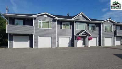 North Pole, Fairbanks, Ester, Salcha Rental For Rent: 4415 Condor Court