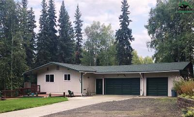 Fairbanks Single Family Home For Sale: 286 Ester Drive