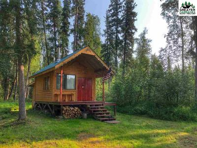 Fairbanks Single Family Home For Sale: Nhn Chena River