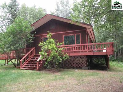 Fairbanks Single Family Home For Sale: 2137 Odanata Court