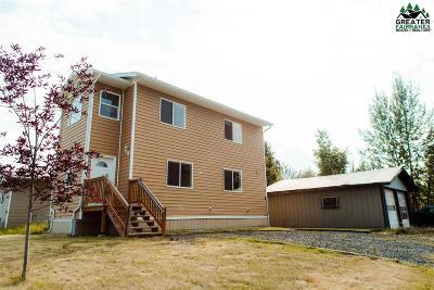 Fairbanks Single Family Home For Sale: 2604 Mercier Street