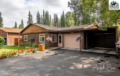 Fairbanks Single Family Home For Sale: 3155 Totem Drive