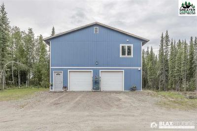 North Pole Single Family Home Pending-Contingency: 2815 Bear Avenue