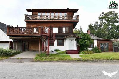 Fairbanks Single Family Home For Sale: 936 9th Avenue