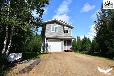 Fairbanks Single Family Home For Sale: 2660 Waugstroe Drive