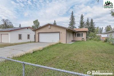 Fairbanks Single Family Home For Sale: 1904 Carr Avenue