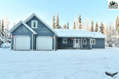 North Pole Single Family Home For Sale: L11 Bc Therron Street