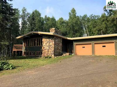 Fairbanks Single Family Home For Sale: 1840 Yankovich Road