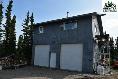 Denali Borough Single Family Home For Sale: L11b06 Bornite Place