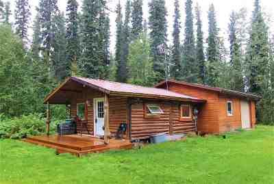 Salcha Single Family Home For Sale: 5819 Old Valdez Trail