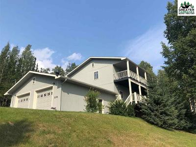 Fairbanks Single Family Home For Sale: 1176 Cartleb Road