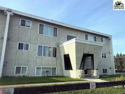 Fairbanks AK Condo/Townhouse For Sale: $64,900