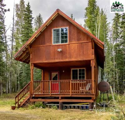 Fairbanks Single Family Home For Sale: 300 Beberg Court