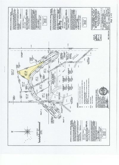 Residential Lots & Land For Sale: Lot 36 Crestline Drive