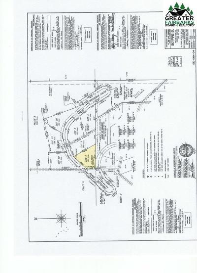 Fairbanks Residential Lots & Land For Sale: Lot 1 Crestline Drive