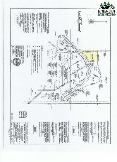 Fairbanks Residential Lots & Land For Sale: Lot 38 Crestline Drive