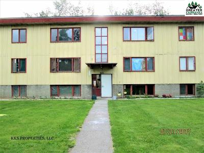 Fairbanks Rental For Rent: 825 17th Avenue