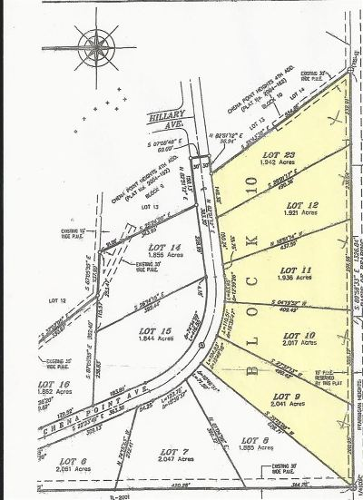 Residential Lots & Land For Sale: Nhn Chena Point Avenue
