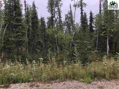 North Pole Residential Lots & Land For Sale: Nhn Nate Circle