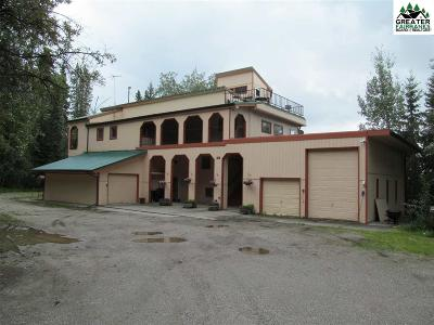 Fairbanks AK Single Family Home For Sale: $375,000