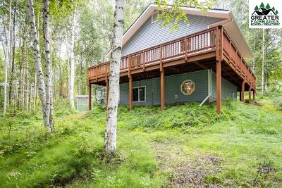 Fairbanks Single Family Home For Sale: 540 Beacon Road