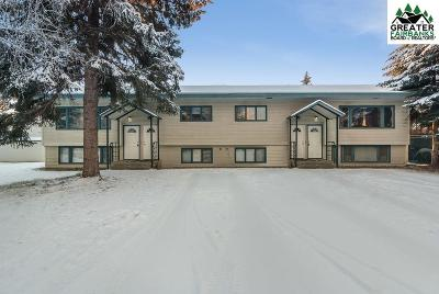 Fairbanks AK Multi Family Home For Sale: $350,000